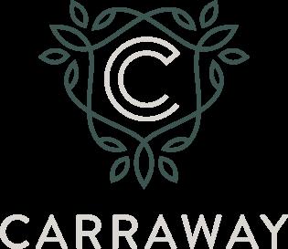 Carraway apartments logo on transparent background